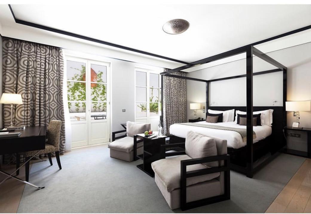 design quarto hotel