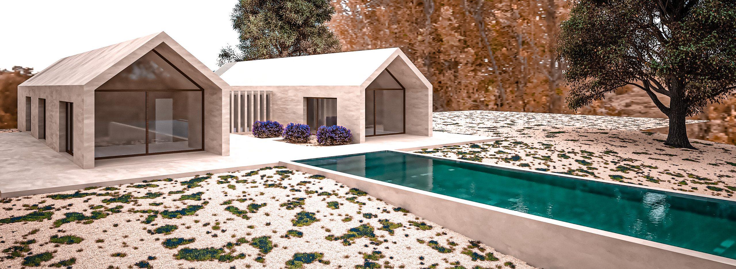 Arquitecto Moradia design cascais lisboa portugal comporta construção