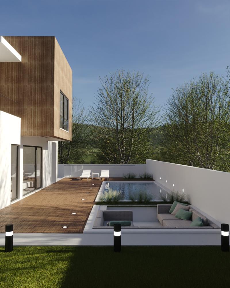 arquitectura moradia design interiores sabrab