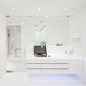 Arquitectura, Design e construção de Clinica Médica Dentária