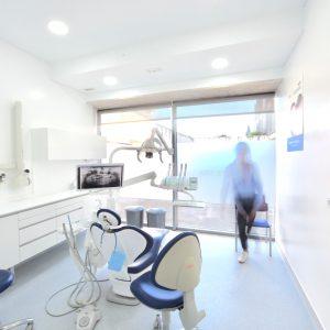 construção de clínica dentária