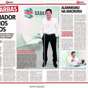 Entrevista Miguel Barbas ao Jornal Record