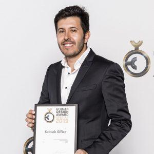 Sabrab recebe em Frankfurt Special German Design Award